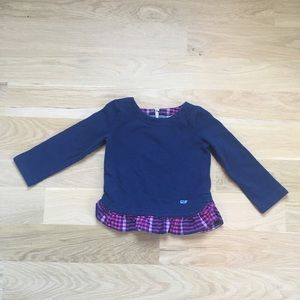 Toddler Girl Vineyard Vines Sweatshirt